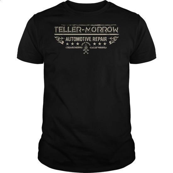 Sons Of Anarchy Teller Morrow - #shower gift #hoodies/sweatshirts