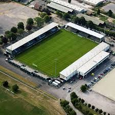 Huish Park - Yeovil Town