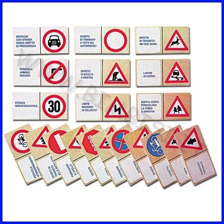 Domino educazione stradale