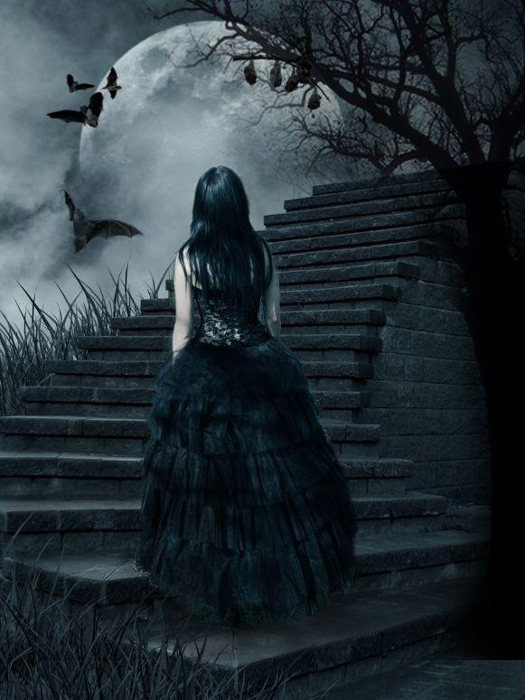 Góticas vampiras - Imagens góticas,imagens de vampiras,imagens de caveiras,imagens de anjos,imagens de bruxas...                                                                                                                                                                                 Mais