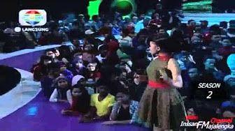 Lesti - Sumpah Benang Emas - Konser Final 6 Besar - DAcademy Indonesia - YouTube