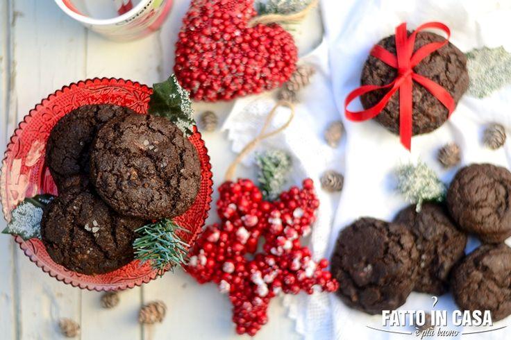 Fatto in casa è più buono!: Cookies Double Chocolate