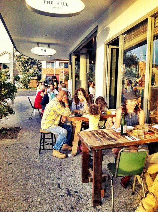 Save 50% on your food bill at The Hill Eatery, #Sydney: http://bit.ly/1opUAcl