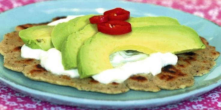 Lavkarbo tortillalefser