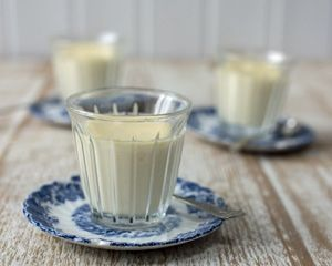 James Martin's lemon posset recipe is so easy to make, with just three ingredients