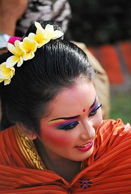Balinese Girl - Tabanan - Bali - Indonesia