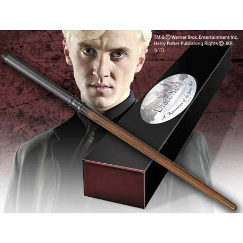 Harry Potter Wand Draco Malfoy (Character-Edition)   Captain Hook Merchandise