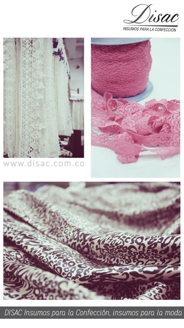 DISAC Insumos para la Confección, insumos para la moda