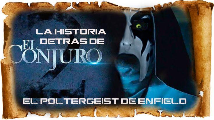 """La Historia Real detrás de, """"El Conjuro 2"""" ☠ cloud of arlequin"""