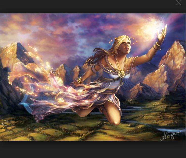 Aether god of light essay