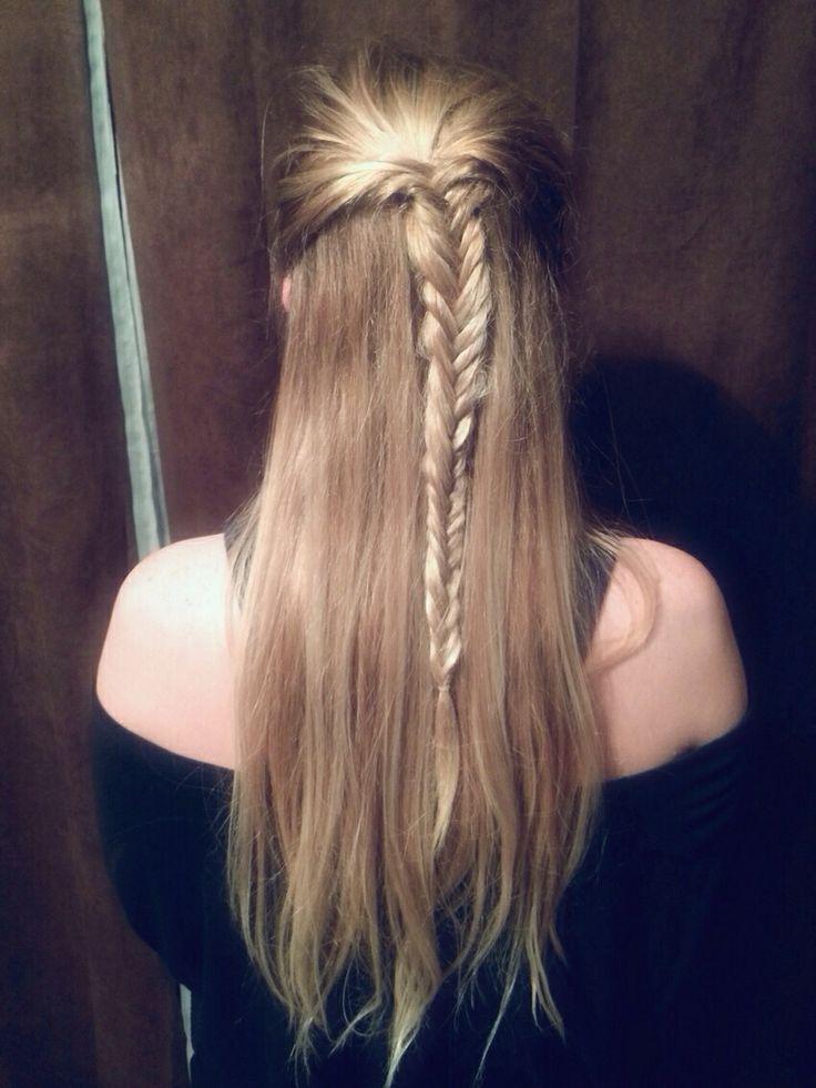 emma stone hairstyle : Elf hair! #braid Hairstyles Pinterest Elf Hair, Elves and ...