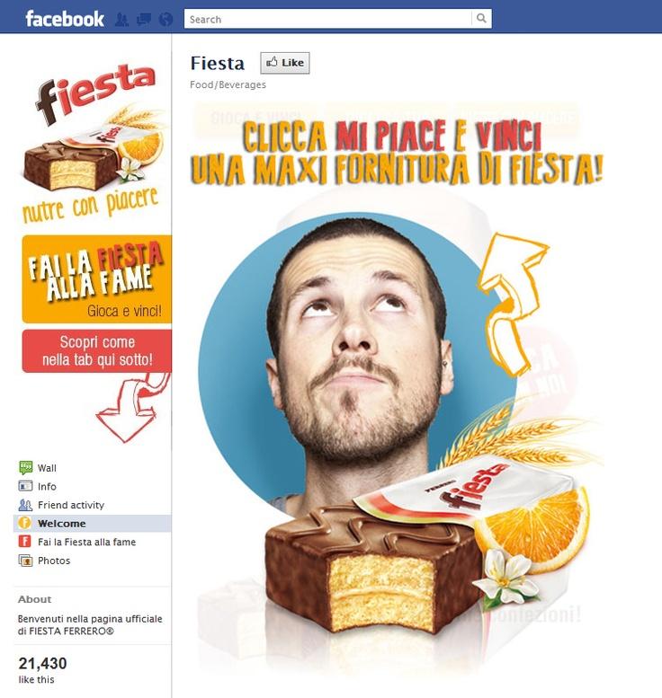 Tab Facebook: Fiesta