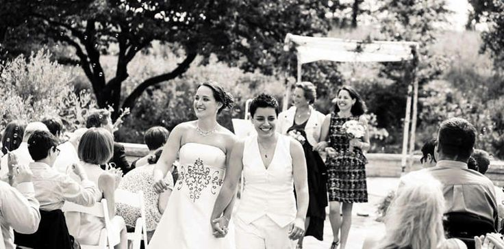 13 Photographers On Their Favorite Same-Sex Weddings