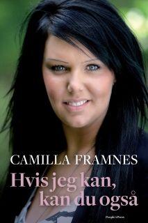 """Camilla Framnes (kendt fra """"De unge mødre), bogen er om hendes kamp med vægten"""
