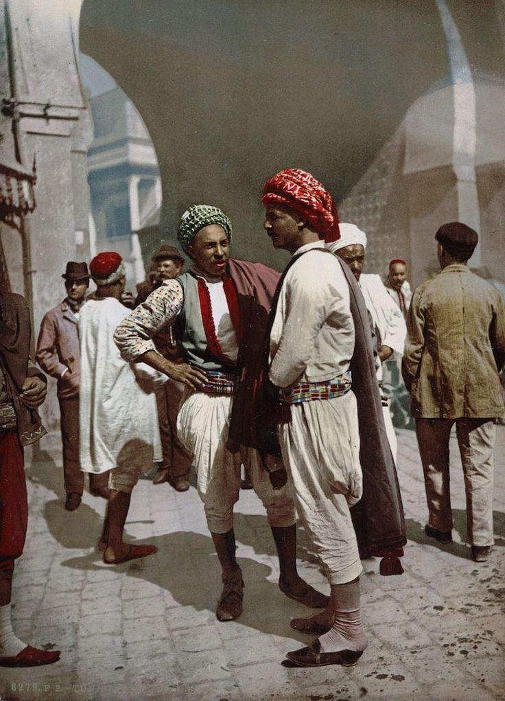 Arabs in Tunis