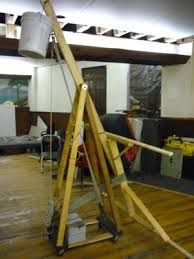 Drywall lift homemade - Google Search                                                                                                                                                                                 More