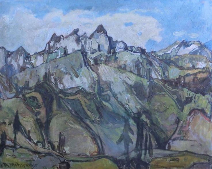 in Antiquitäten & Kunst, Malerei, Gemälde 1900-1949