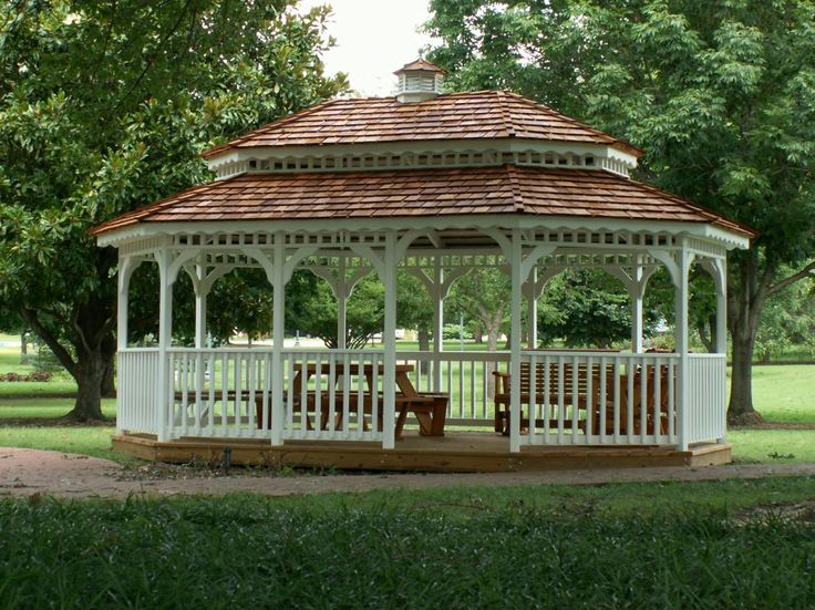 18 Wonderful Pictures Of Gazebos Pic Ideas