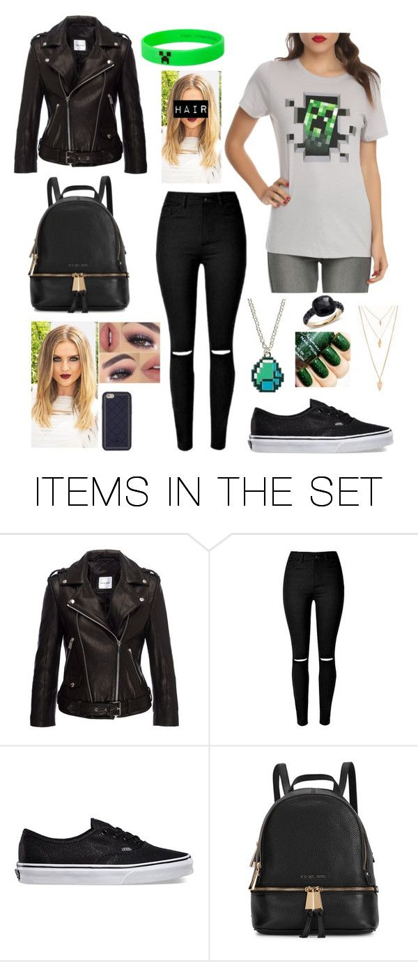 """""""Minecon Outfit (Did He Hurt You?? Miniminter FF) Happy Valentines"""" by kellymartinezp ❤ liked on Polyvore featuring art"""