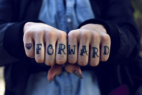 forward knuckles tattoo | tattoos picture knuckle tattoos
