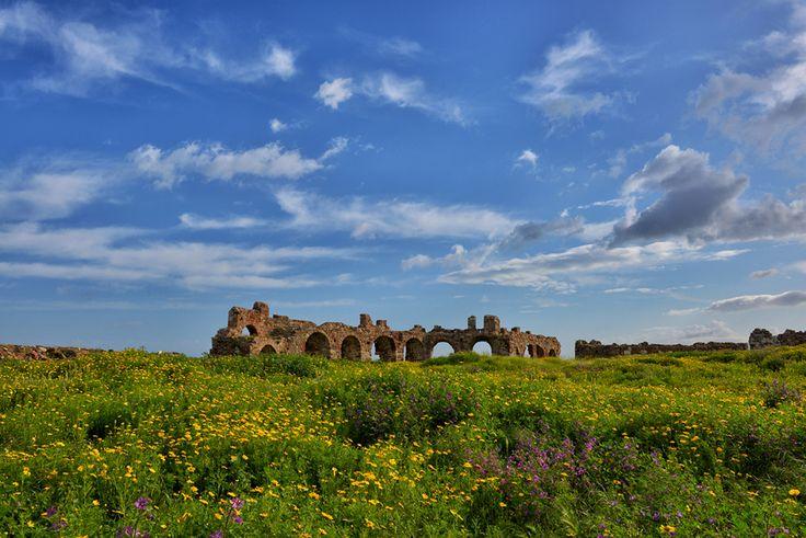Visit Greece | Lesvos, Castle of Mytilini, © Thomaidis