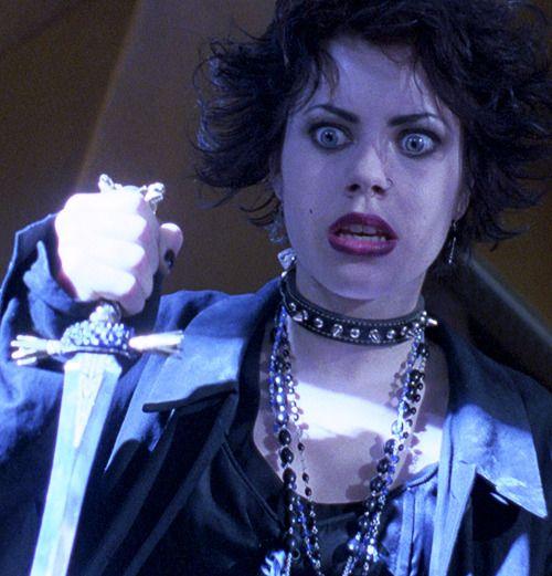 "ghoulish-glam: ""Fairuza Balk """