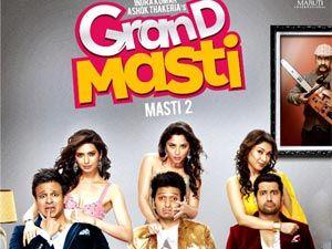 Grand Masti Hindi Movie, review, trailers, songs, stills