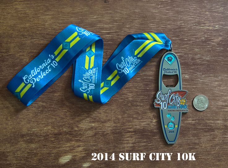2014 Surf City 10K