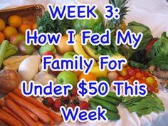 If you like my frugal meal plan series, you'll LOVE my Ebook! 1 Month of Dirt Cheap Dinners brings you an entire month of easy, frugal & delicious recipes, along with meal plans and shopping li...
