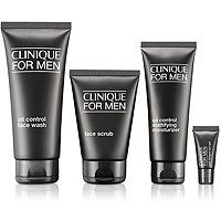 Clinique For Men Set - Oily Skin