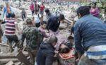 Una fuerte avalancha en Mocoa, Colombia deja más de 206 muertos