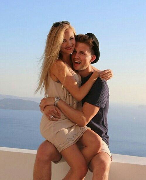 Such a beautiful couple • Niomi Smart and Marcus Butler