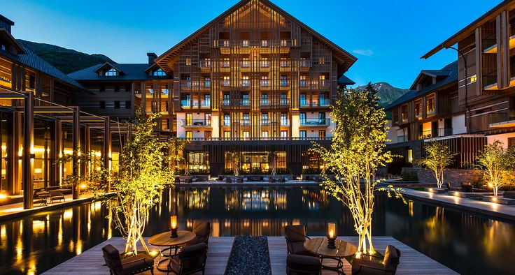 The Chedi Andermatt will captivate and move you. With its authenticity, the unusual liaison of Alpine chic and Asian expression.