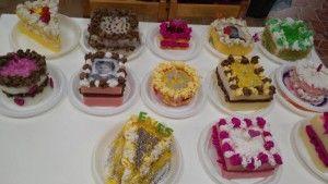 sponge birthday cake craft (2)