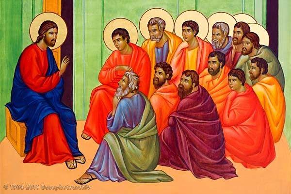 i Vangeli contenevano verità che non dovevano essere rivelate perchè avrebbero distrutto la dottrina cristiana. Perché gli Apostoli non sono esistiti