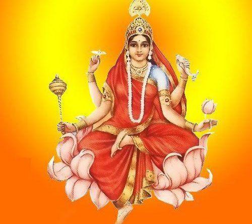 Jai Mata Di | Happy Navratri The Nineth name of the Mother Divine is Siddhidhatri Read full - http://u4uvoice.com/?p=258164