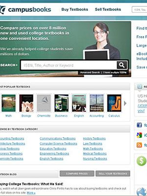 3 Sites for…Used College Textbooks