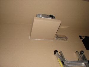 Epson Projector Wall Shelf