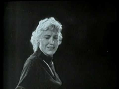 "http://vaimusic.com/VIDEO/DVD_4319_Lenya_May.htm  Lotte Lenya sings ""Surabaya Johhny"" from Happy End (Brecht/Weill) (1958)  From: VAI DVD 4319 Theater Songs of Brecht & Weill  Starring Lotte Lenya and Gisela May  Lotte Lenya and Gisela May were the two most prominent interpreters of Brecht and Weill in the last century. Here, from 1958, is Lenya..."