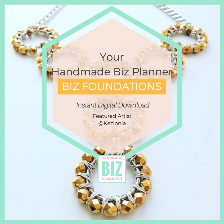 What is your Handmade Business Why?