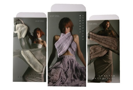 Lorena Antoniazzi collection invitation