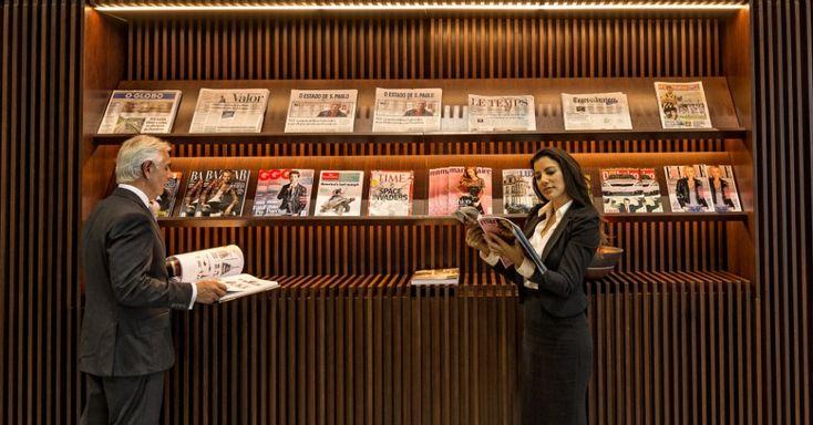 Veja o que oferecem as salas vips de alguns aeroportos pelo mundo - Fotos - UOL Economia