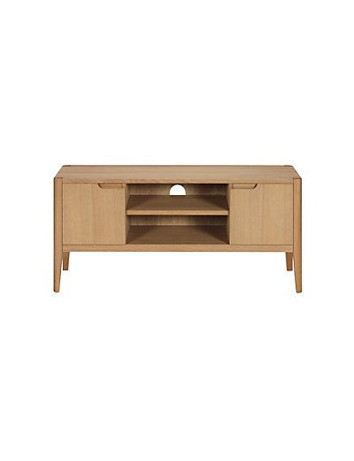 Jakob TV Cabinet - 7 Day Delivery*   M&S