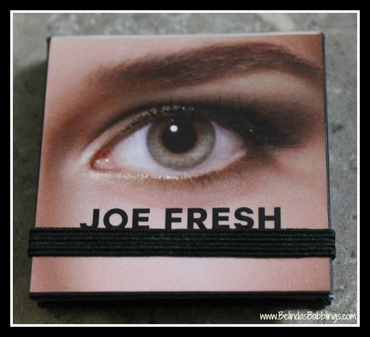 Joe Fresh Smokey Eye Palette