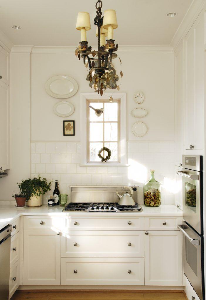 140 besten Une cuisine toute blanche Bilder auf Pinterest   Ganz ...