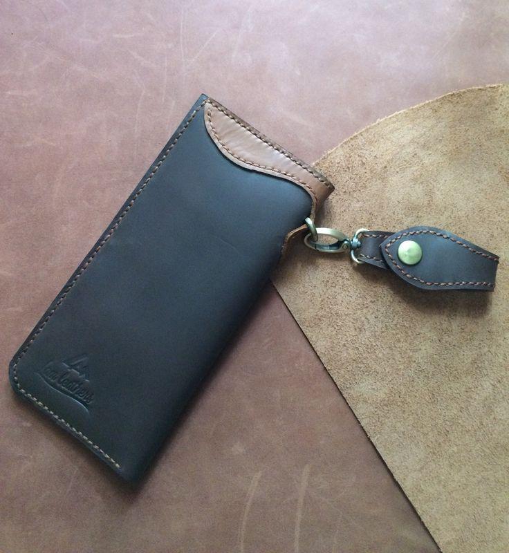 handstitch leatherwallet