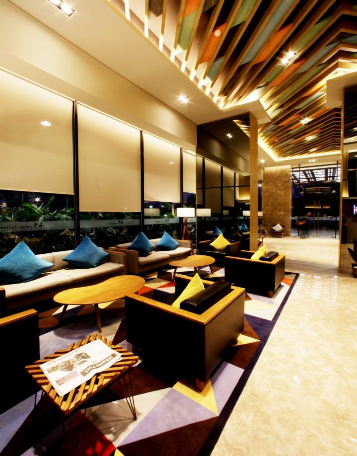 Swiss-Belinn Hotel at Simatupang by Metaphor Interior, Jakarta – Indonesia »…