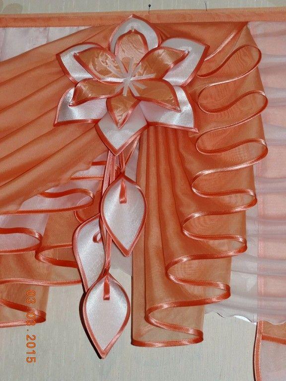 магазинах продается украшение для штор своими руками фото поделилась поклонниками