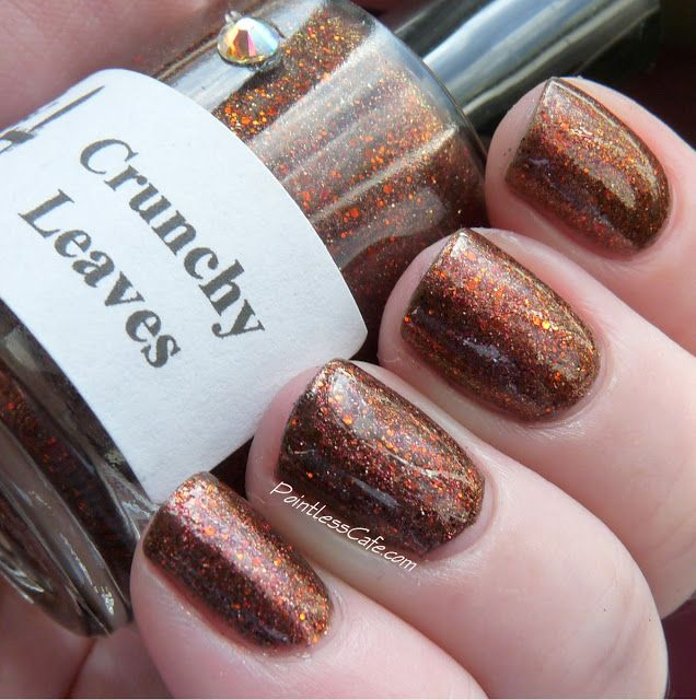 Girly Bits - Crunchy Leaves Retiring Soon | Pointless Cafe