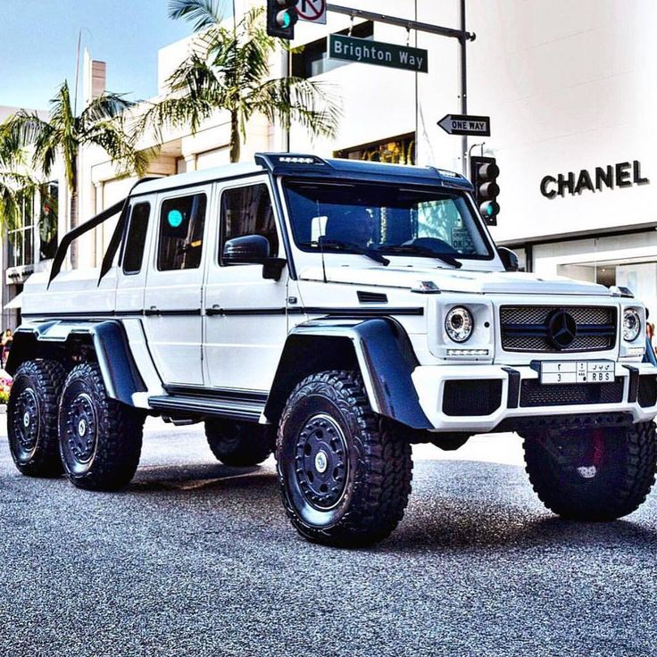 Mercedes g class 6x6 amg cars pinterest cars benz for Mercedes benz jeep g class